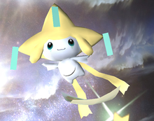 Mega Jirachi Confirmed