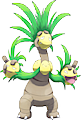 Monster Shiny-Mega-Exeggutor