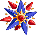 Monster Shiny-Mega-Starmie