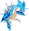 Monster Shiny-Mega-Lapras