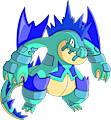 Monster Shiny-Mega-Feraligatr