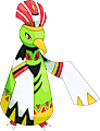 Monster Shiny-Mega-Xatu
