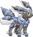 Monster Shiny-Mega-Umbreon