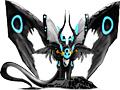 Monster Shiny-Mega-Umbreon-Dragon