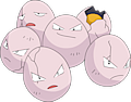 Monster Exeggcute