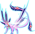 Monster Shiny-Mega-Espeon-Dragon