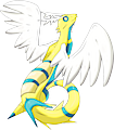 Monster Shiny-Mega-Dunsparce