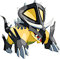 Monster Shiny-Mega-Bastiodon