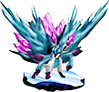 Monster Shiny-Mega-Glaceon-Dragon