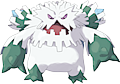 Monster Shiny-Mega-Abomasnow