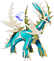 Monster Shiny-Mega-Dialga