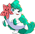 Monster Shiny-Mega-Shaymin-Land