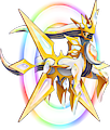 Monster Shiny-Mega-Arceus