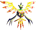 Monster Shiny-Mega-Sigilyph