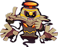 Monster Shiny-Mega-Cofagrigus