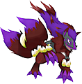 Monster Shiny-Mega-Zoroark