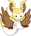 Monster Shiny-Mega-Emolga