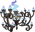 Monster Shiny-Mega-Chandelure