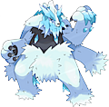 Monster Shiny-Mega-Beartic