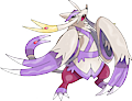 Monster Shiny-Mega-Mienshao