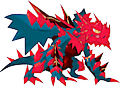 Monster Shiny-Mega-Druddigon