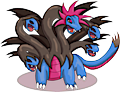 Monster Shiny-Mega-Hydreigon