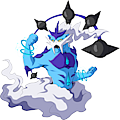 Monster Shiny-Mega-Thundurus