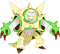 Monster Shiny-Mega-Chesnaught