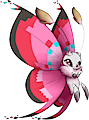 Monster Shiny-Mega-Vivillon