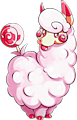 Monster Shiny-Mega-Slurpuff