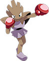 Monster Hitmonchan