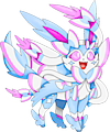Monster Shiny-Mega-Sylveon