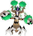 Monster Shiny-Mega-Trevenant