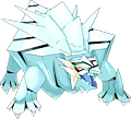 Monster Shiny-Mega-Avalugg