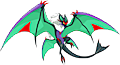Monster Shiny-Mega-Noivern