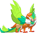Monster Shiny-Mega-Decidueye