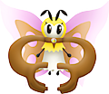 Monster Shiny-Mega-Ribombee