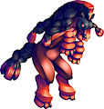 Monster Shiny-Mega-Mudsdale