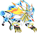 Monster Shiny-Mega-Solgaleo