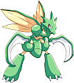 Monster Scyther