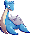 Monster Lapras