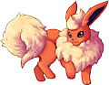 Monster Flareon