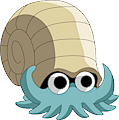 Monster Omanyte