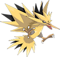 Monster Zapdos