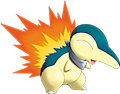 Monster Cyndaquil