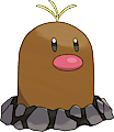 Monster Alolan-Diglett