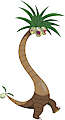 Monster Alolan-Exeggutor