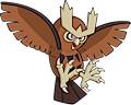 Monster Noctowl
