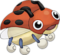 Monster Ledyba