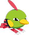 Monster Natu